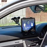 UltimateAddons Dual Vehicle Windscreen Mount Holder for Motorola Xoom Tablet PC