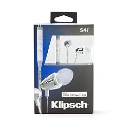 Klipsch S4i-IIWH