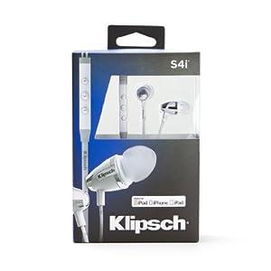 Klipsch Image S4i - II White In-Ear Headphones