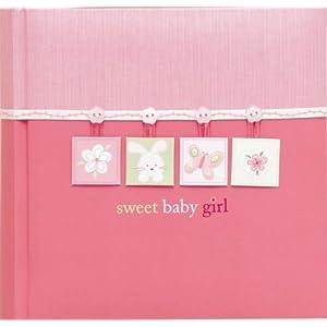 Carter's Sweet Baby Girl Large Photo Album