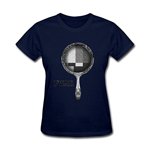 GK5D2 -  T-shirt - Donna blu Medium