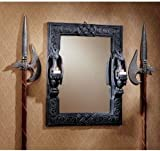 Design Toscano CL2429 Dragons Thorne Twin Sentinal Dragons Mirror