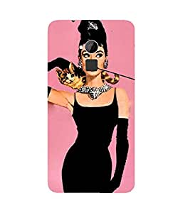 Audrey Hepburn HTC One Max Case