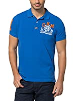 Jimmy Sanders Polo (Azul Royal)