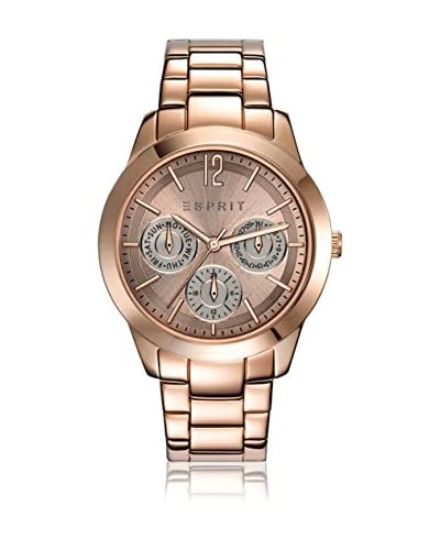 Esprit Reloj de cuarzo Woman Angie Rose Gold 36 mm