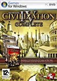 Sid Meiers Civilization IV: Complete [UK Import]