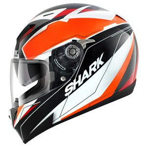 HE0442EKOWL - Shark S700-S Lab Motorcycle Helmet L Orange (KOW)