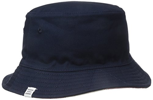 2f8e93839333f5 ... buy herschel supply co. mens lake bucket hat navy natural fouta large  3a665 eaafc