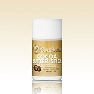 100% Pure Natural Cocoa Butter Stick 3 oz.