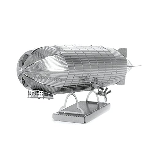 Fascinations Metal Earth 3D Laser Cut Model - Graf Zeppelin - 1