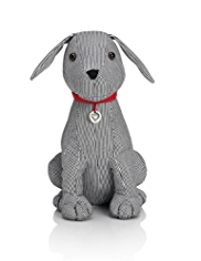 Blake Sitting Dog Doorstop