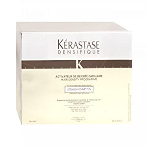 Kerastase Densifique Hair Density Programme Stemoxydine 5% Anti Hair Loss 30 Vials