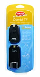 Combi TF Remote Control & Flash Trigger for Olympus DSLRS