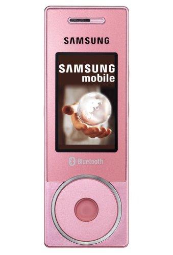 Samsung X830 Sim Free Mobile Phone - Pink