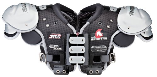 Rawlings SPTNQB Spartan Shoulder Pad (2X-Large)