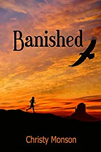 Banished by Christy Monson ebook deal