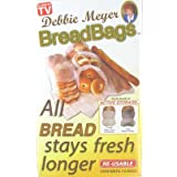 As Seen On TV Debbie Meyer Bread Bags (Equivalent to 120 bags)by Debbie Meyer