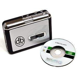 Dbtech audio usb portable cassette tape to mp3 player - Porta cd auto simpatici ...