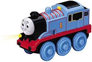 Thomas and Friends Wooden Railway - Battery Powered Thomas