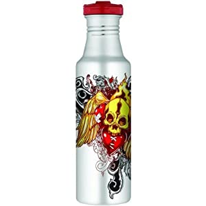 Thermos 24-Ounce ROHO Hydration Bottle, Ink