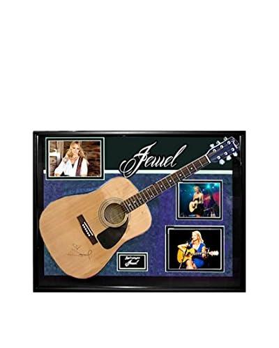 Signed Jewel Guitar