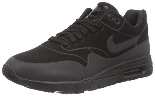 Nike Women's Air Max 1 Ultra Moire Black/Black/Anthracite Running Shoe 7 Women US (Nike Women Air Max compare prices)