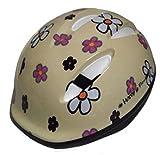 幼児・子供用 自転車ヘルメット 花柄 1歳?6歳未満 CH-1