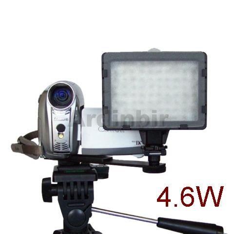 Video Led Light For Samsung Sc-D382, D363, D353, D372, D103, D23, D107, D67, D365, D27, D303, Dc173U, Dc164, Hmx2Uc, Hmx10, X300, L700