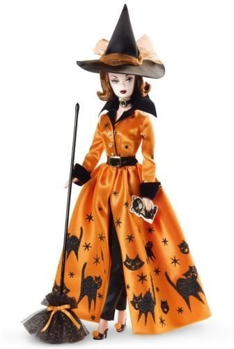 [Barbie Doll Fan Club Exclusive Halloween Haunt Gold Label] (Barbie Halloween Outfit)