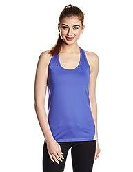 Roxy Women's Plain Top (ARJKT03132_Blue Iris_Medium)