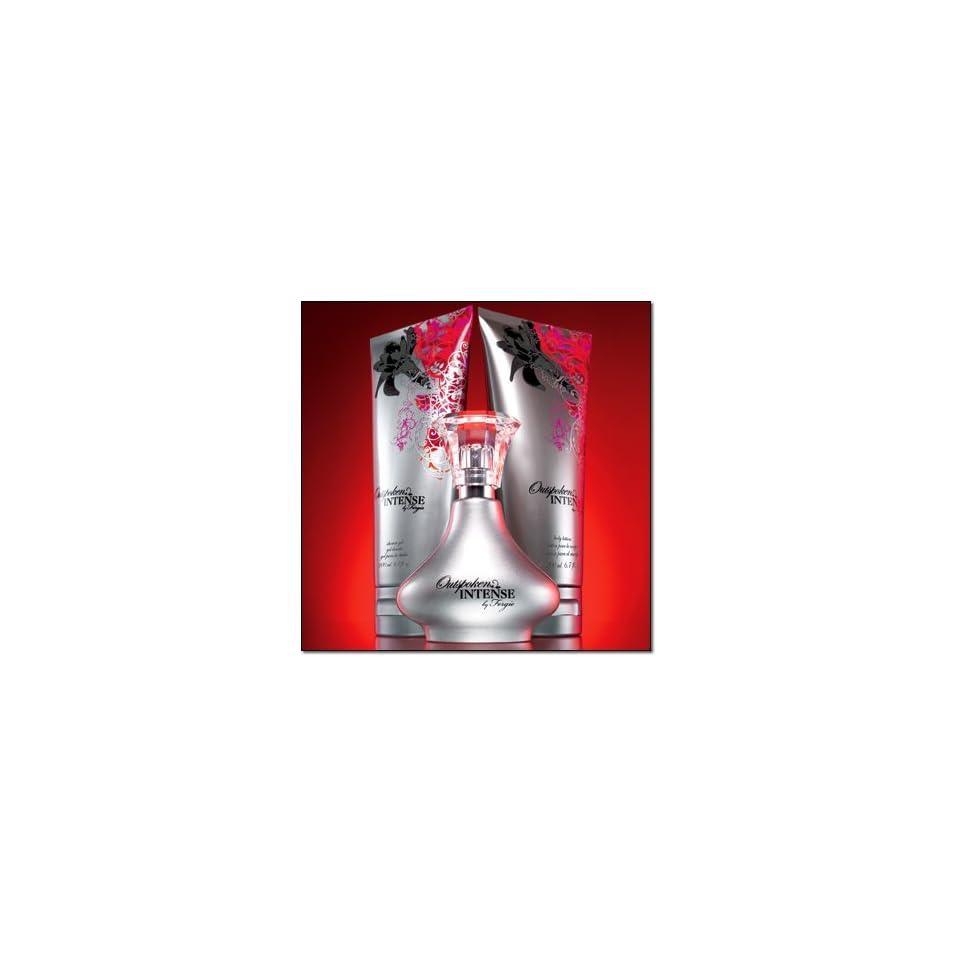 Avon New Outspoken Intense By Fergie Eau De Parfum Spray Gift Set 3