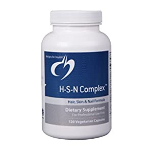 Designs for Health H-s-n Complex Capsules, 120 Count