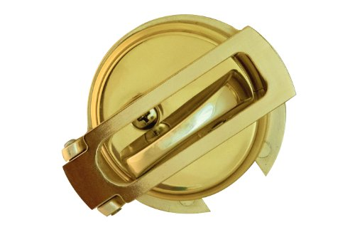 Flip Guard Polished Brass