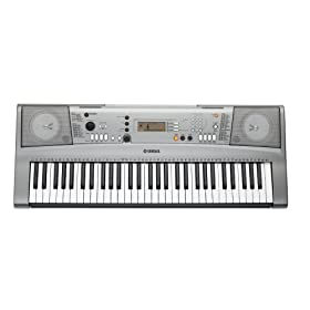 Yamaha YPT310 61 Full Size Touch Sensitive Keys with 500 tones and 32-note polyphony