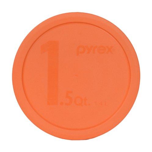 Pyrex 323-PC 1.5qt Round Orange Storage Lid for Glass Bowl (Pyrex Lids For Bowls compare prices)