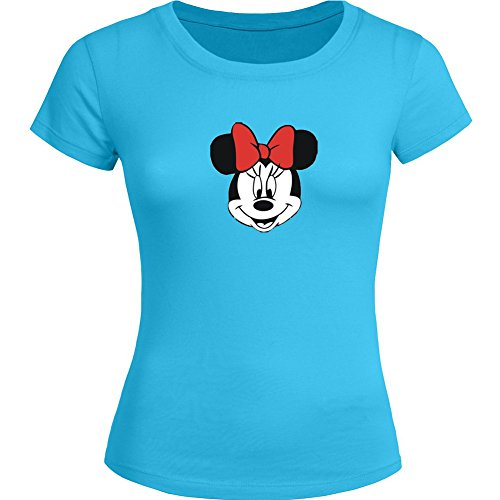 Mickey Mouse Lovers For Ladies Womens T-shirt Tee Outlet