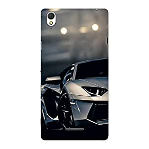 Radiant Super Vint Car Back Case Cover for Sony Xperia T3