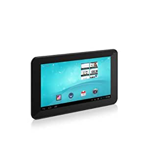 TrekStor SurfTab breeze 7.0 17,8 cm (7'') Tablette Tactile (Rockchip Single Core 1,2 GHz 512 Mo RAM 4 Go disque dur Android 4.0) noir