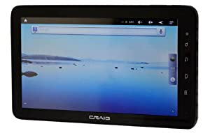 Craig Electronics 10-Inch Capacitance Tablet