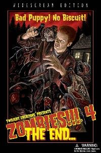 Zombies!!! 4: The End (2nd Ed)
