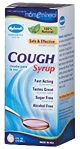 Cough Syrup, Alcohol Free, 4 fl oz (120 ml) by Hyland's