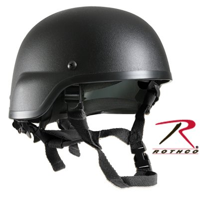 Rothco Mich Helmet Chin Strap in your choice of color