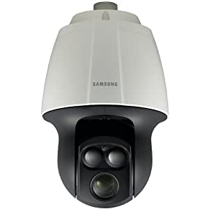 SAMSUNG SCP-2370RH High Resolution Weatherproof 37x IR PTZ Dome Camera