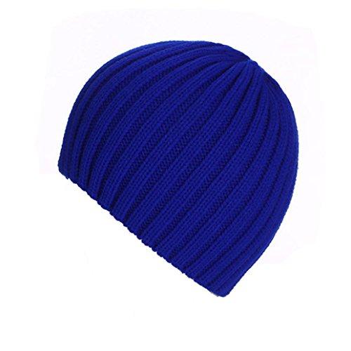 winwintomr-unisex-warm-strick-ski-baggy-cap-winter-herren-womens-hat-blau