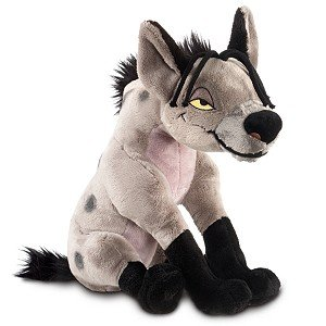 The Lion King Hyena Shenzi Plush -- 11''
