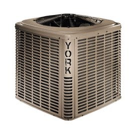 1.5 Ton 13 Seer York Heat Pump - YHJR18S41S1