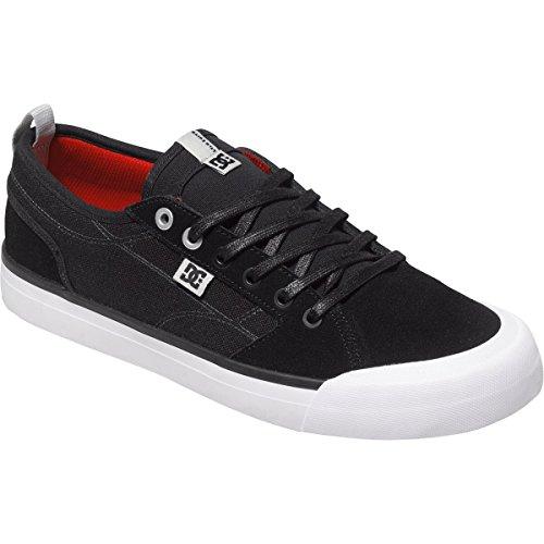 DC Mens Evan Smith Shoes, Black, 7D