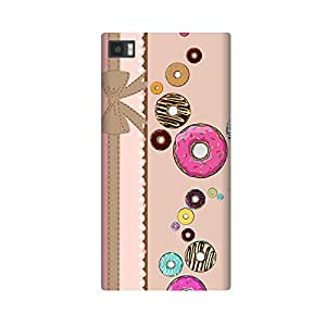 Donuts Case for Xiaomi Mi3