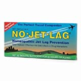 Lewis N. Clark No-Jet-Lag Homeopathic Flight Fatigue Remedy