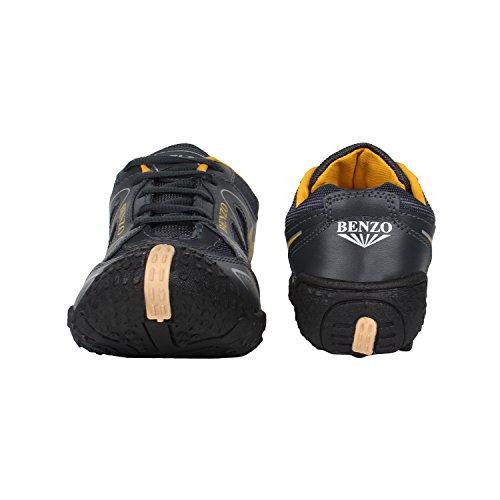 Earton-MenBoys-Grey-475-Sport-Shoes-Running-Shoes